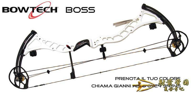 Bowtech BOSS 复合弓_BOSS老板_博泰克Bowtech_进口复合弓