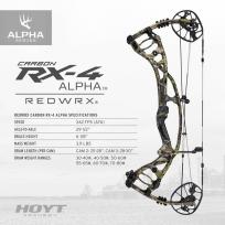 2020 HOYT RX4复合弓HOYT CARBON RX4 ALPHA