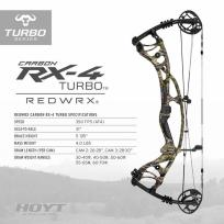 2020 HOYT RX4涡轮x复合弓HOYT CARBON RX-4 TURBO